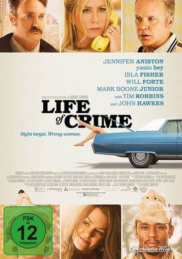 DVD Life of Crime FSK: 12