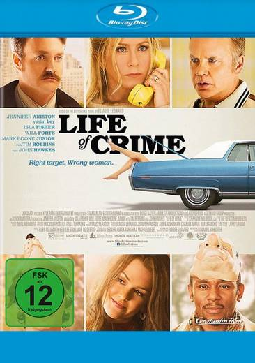 blu-ray Life of Crime FSK: 12
