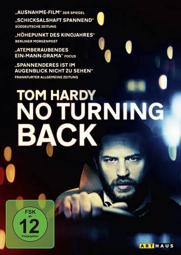 DVD No Turning Back FSK: 12