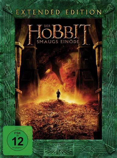 DVD Der Hobbit - Smaugs Einöde - Extended Edition FSK: 12