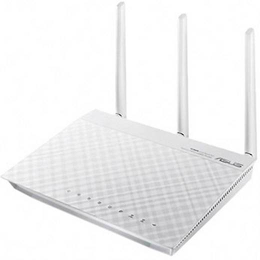Asus RT-N66W WLAN Router 5 GHz, 2.4 GHz 900 MBit/s