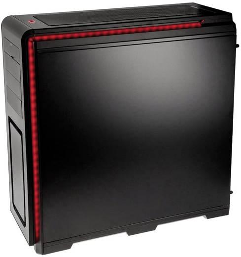 Tower PC-Gehäuse Enthoo Luxe Schwarz 3 vorinstallierte Lüfter
