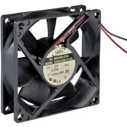 Axiálny ventilátor ADDA AD0812HB-A71GL 778032300, 12 V/DC, 80 x 80 x 25 mm