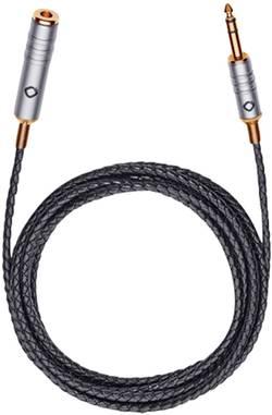 Jack audio kabel Oehlbach 35504, 5 m, černá