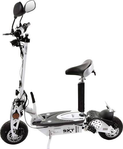 e scooter sxt scooters esc500eec 3 wei blei 36 v 12 ah. Black Bedroom Furniture Sets. Home Design Ideas