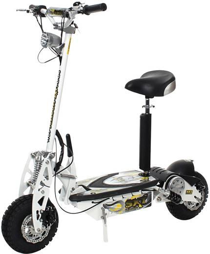 SXT Scooters ESC1000.4 Turbo E-Scooter Weiß LiFePO 4 36 V 20 Ah Straßenzulassung: Nein