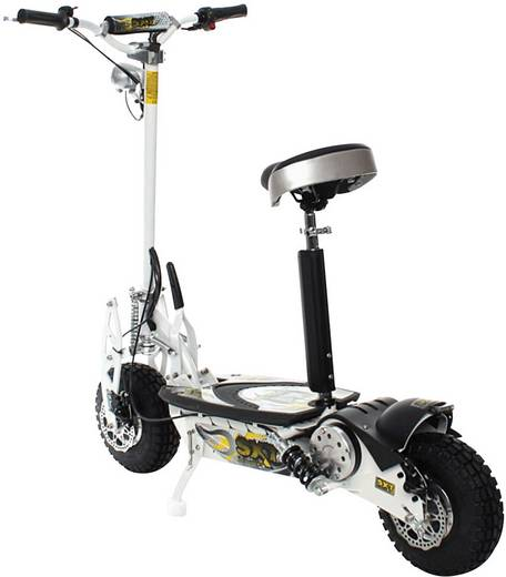 e scooter sxt scooters esc1000 4 turbo wei lifepo 4 36 v. Black Bedroom Furniture Sets. Home Design Ideas