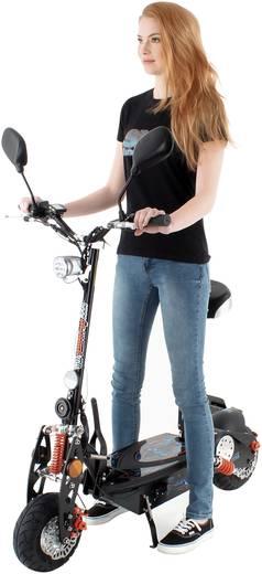 E-Scooter SXT Scooters ESC500EEC.5 Schwarz Li-Ion 36 V 30 Ah Straßenzulassung: Ja
