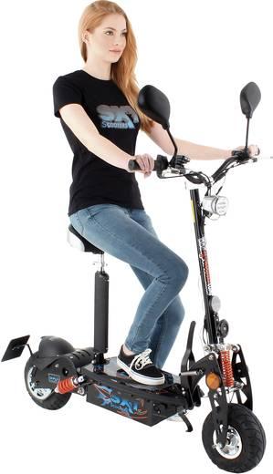 e scooter sxt scooters esc500eec 5 schwarz li ion 36 v 30. Black Bedroom Furniture Sets. Home Design Ideas