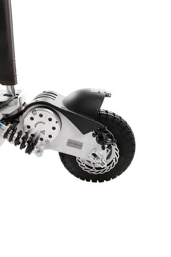E-Scooter SXT Scooters ESC1000.3 Turbo Weiß Blei 36 V 12 Ah Straßenzulassung: Nein