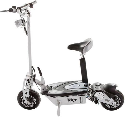 sxt scooters esc1000xl 3 e scooter wei blei 48 v 12 ah. Black Bedroom Furniture Sets. Home Design Ideas