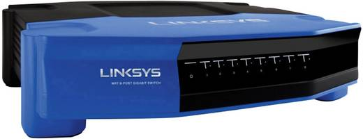Netzwerk Switch RJ45 Linksys WRT SE4008-EJ 8 Port 1 Gbit/s