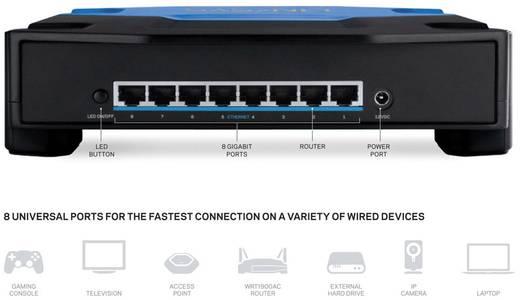 Linksys WRT SE4008-EJ Netzwerk Switch RJ45 8 Port 1 Gbit/s