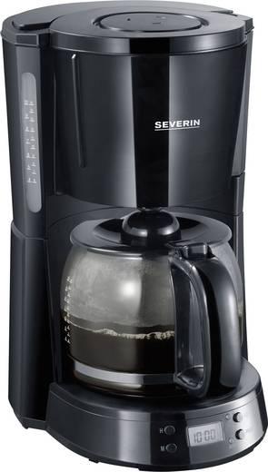 Kaffeemaschine Severin KA 4191 Schwarz Fassungsvermögen Tassen=10 Timerfunktion