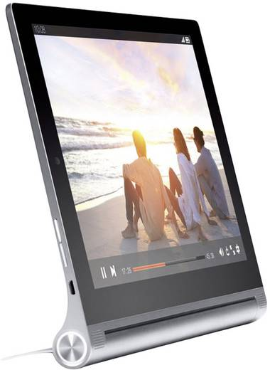 Lenovo YT3-850F Yoga Android-Tablet 20.3 cm (8 Zoll) 16 GB Wi-Fi Schwarz 1.1 GHz Android™ 5.0 Lollipop 1280 x 800 Pixel