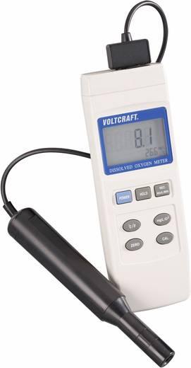 VOLTCRAFT DO-100 Sauerstoff-Messgerät für gelösten Sauerstoff in Flüssigkeiten,