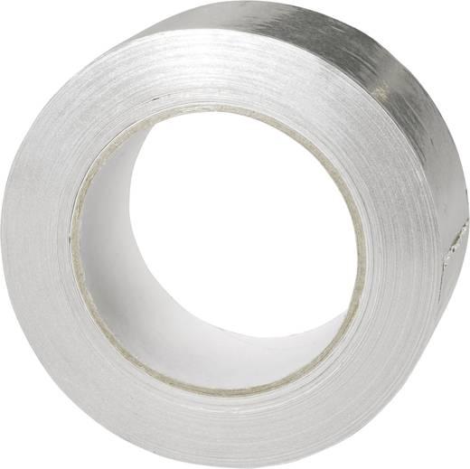 Aluminium-Klebeband Silber (L x B) 20 m x 50 mm Griffon 6300093 1 Rolle(n)