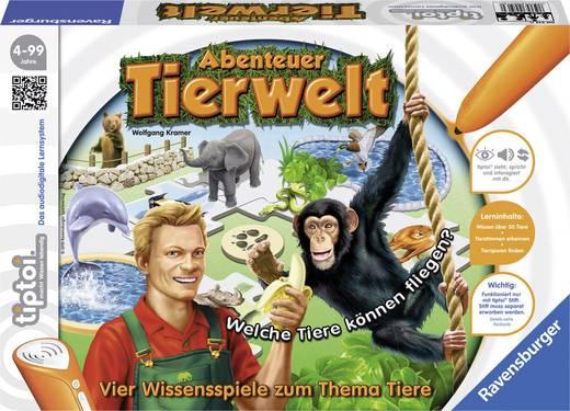 Ravensburger tiptoi® Abenteuer Tierwelt