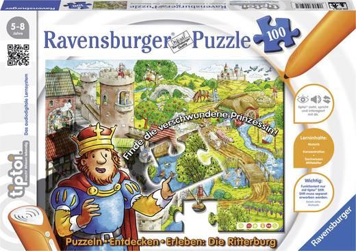 Ravensburger tiptoi® Puzzeln, Entdecken, Erleben: Die Ritterburg