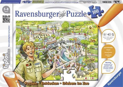 Ravensburger tiptoi® Puzzeln, Entdecken, Erleben: Im Zoo