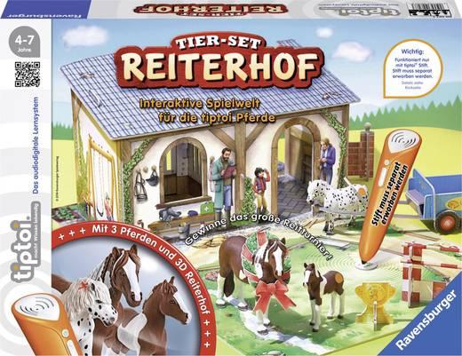 Ravensburger tiptoi® Tier-Set Reiterhof
