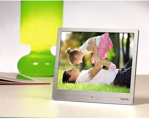 digitaler bilderrahmen 25 4 cm 10 zoll hama 95276 1024 x 768 pixel 4 gb silber kaufen. Black Bedroom Furniture Sets. Home Design Ideas