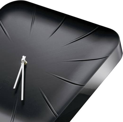 Quarz Wanduhr Sigel Style WU144 35 cm x 35 cm x 4.5 cm Dunkel-Grau