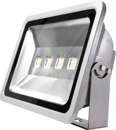 LED-Außenstrahler 200 W Kalt-Weiß as - Schwabe 46986 46986 Silber
