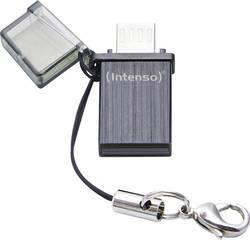 Extension de mémoire pour smartphones et tablettes Intenso Mini MOBILE LINE 8 Go