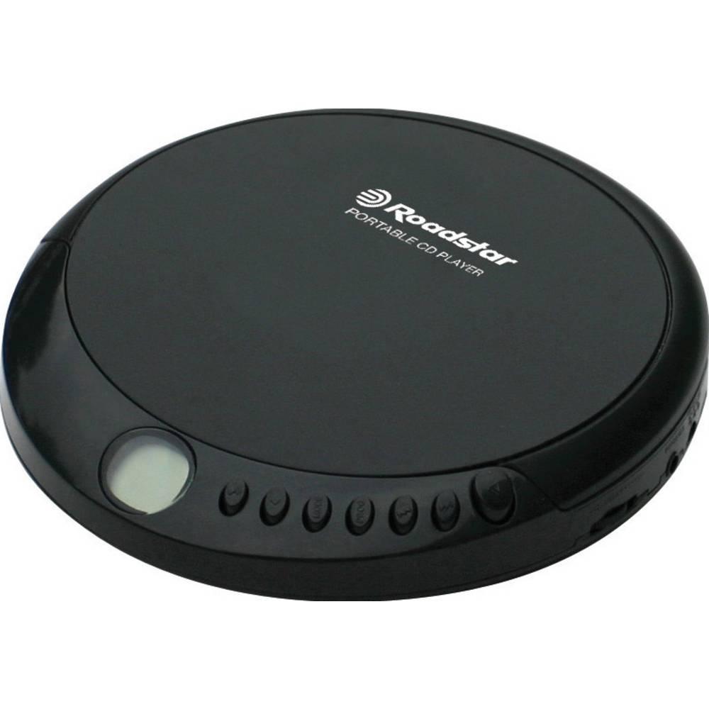 roadstar pcd 4 356cd lecteur de cd portable noir cd cd. Black Bedroom Furniture Sets. Home Design Ideas