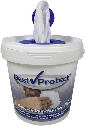 Best Protect Handreinigungstücher BP40050 50 St.
