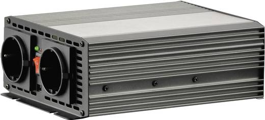 Wechselrichter VOLTCRAFT MSW 700-24-G 700 W 24 V/DC 21 - 30 V Schraubklemmen Schutzkontakt-Steckdose