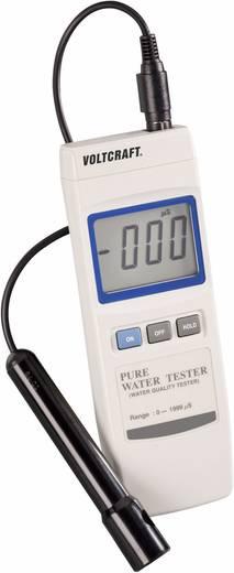 Leitfähigkeits-Messgerät VOLTCRAFT WA-100 ATC 3 % 0 - 1999 µS Kalibriert nach Werksstandard (ohne Zertifikat)