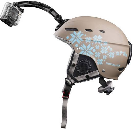 Helmbefestigung Mantona 20236 20236 Passend für=GoPro