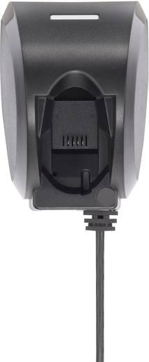 1D Wireless Barcode-Scanner Riotec iCR6307ABU LED Schwarz Hand-Scanner USB