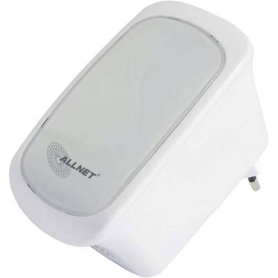 Allnet ALL0238RD WLAN Repeater 300 MBit/s 2.4 GHz, 5 GHz Preisvergleich