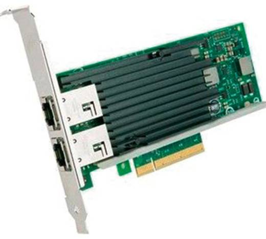 Netzwerkkarte 10 Gbit/s Allnet ALL0135-2-10G-TX LAN (10/100/1000/10000 MBit/s)