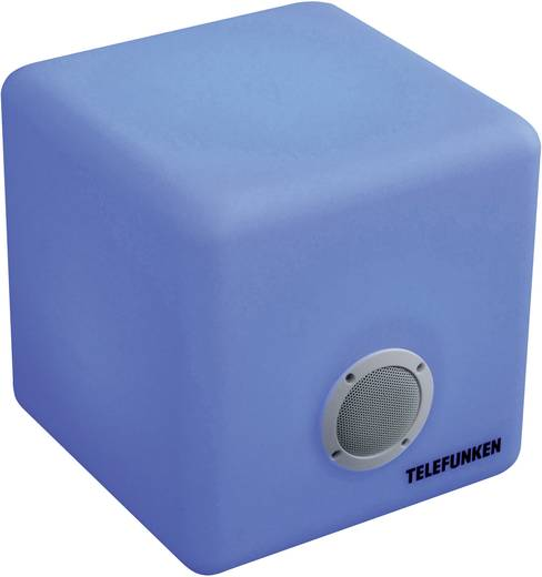 telefunken outdoor lautsprecher colourcube bt kaufen. Black Bedroom Furniture Sets. Home Design Ideas