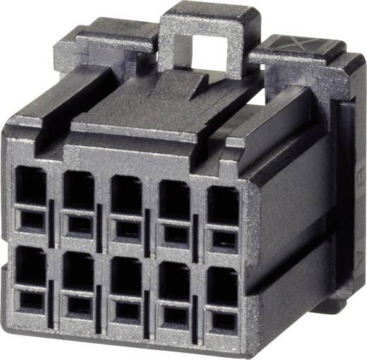 Buchsengehäuse-Kabel DYNAMIC 1000 Series Polzahl Gesamt 10 TE Connectivity 1-1827862-5 1 St.
