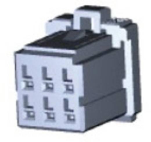 TE Connectivity 1-1827864-3 Buchsengehäuse-Kabel DYNAMIC 1000 Series Polzahl Gesamt 6 1 St.