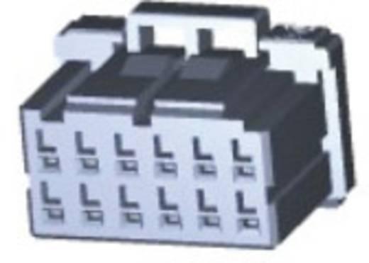 Buchsengehäuse-Kabel DYNAMIC 1000 Series Polzahl Gesamt 12 TE Connectivity 1-1827864-6 1 St.