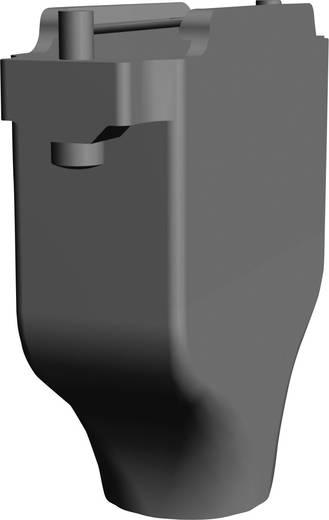 D-SUB Gehäuse Polzahl: 9 ABS 180 ° Silber TE Connectivity AMPLIMITE HD-20 (HDP-20) 1 St.