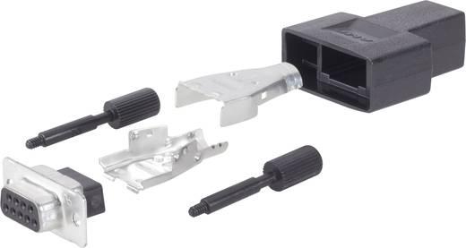 D-SUB Buchse 180 ° Polzahl: 15 TE Connectivity AMPLIMITE HD-20 (HDP-20) 1 St.