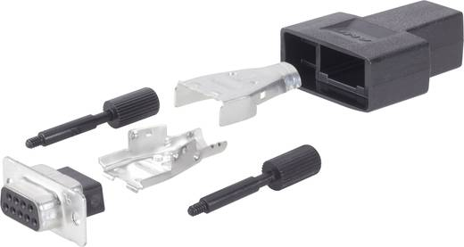 D-SUB Buchse 180 ° Polzahl: 9 TE Connectivity AMPLIMITE HD-20 (HDP-20) 1 St.