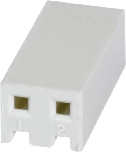 Buchsengehäuse-Kabel SL-156 Polzahl Gesamt 7 TE Connectivity 640251-7 1 St.