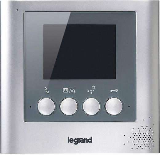 Video-Türsprechanlage Kabelgebunden Zusatz-Monitor Legrand 369105 Silber