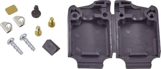 D-SUB Gehäuse Polzahl: 15 Thermoplastischer Kunststoff 45 °, 180 ° Schwarz TE Connectivity AMPLIMITE HD-20 (HDP-20) 1 St