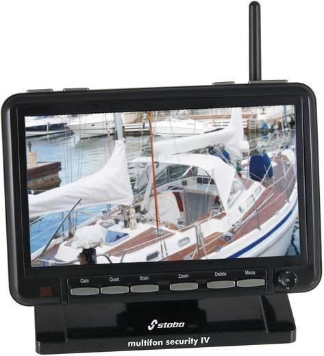 funk berwachungskamera set 4 kanal mit 1 kamera 720 x 480. Black Bedroom Furniture Sets. Home Design Ideas