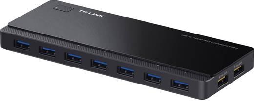 7+2 Port USB 3.0-Hub mit Schnellladeports TP-LINK UH720 Schwarz