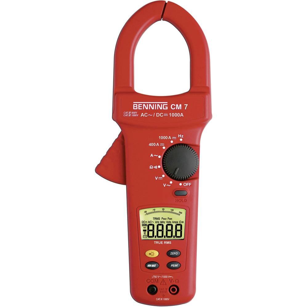 Digital Clamp Meters Cm 03 : Clamp meter handheld multimeter digital benning cm